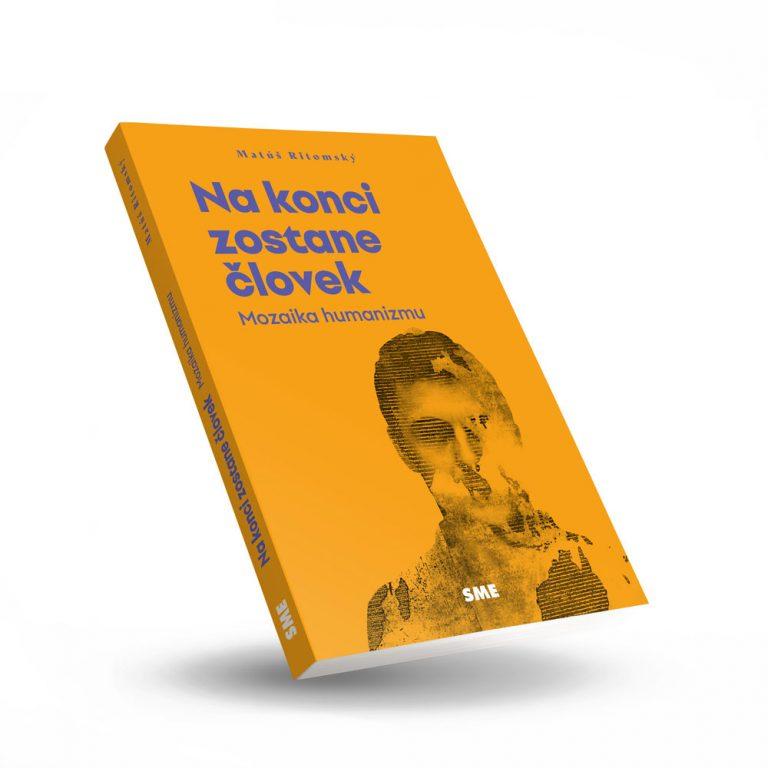 Kniha Na konci zostane človek